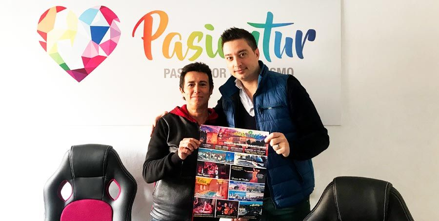Convenio de La Asociación de vendedores de prensa de Granada y Pasiontur