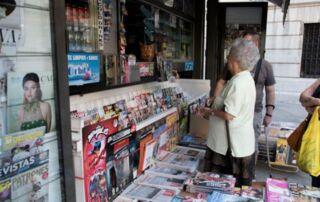 kiosco de Granada